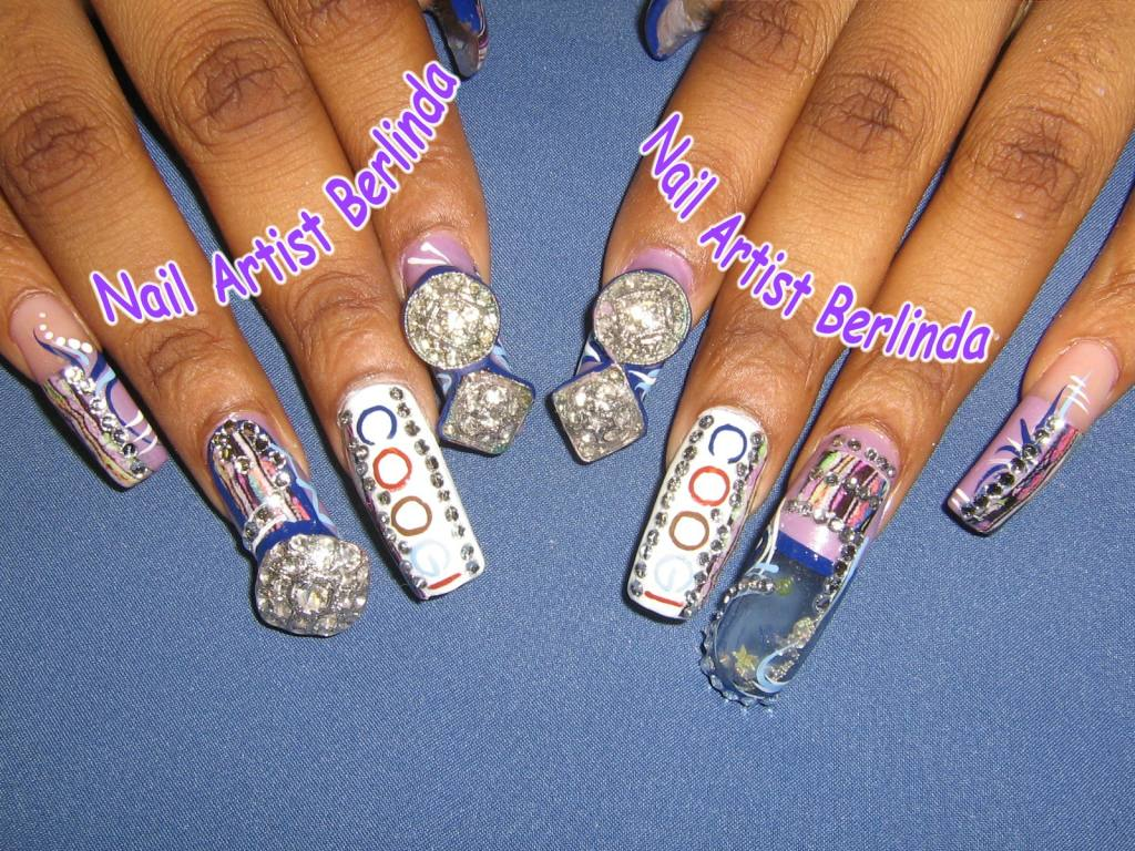Nail Art Ideas nail art melbourne : Coolgi Fashion Nail Art Design |