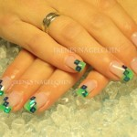 Spring Time Nail Art Design