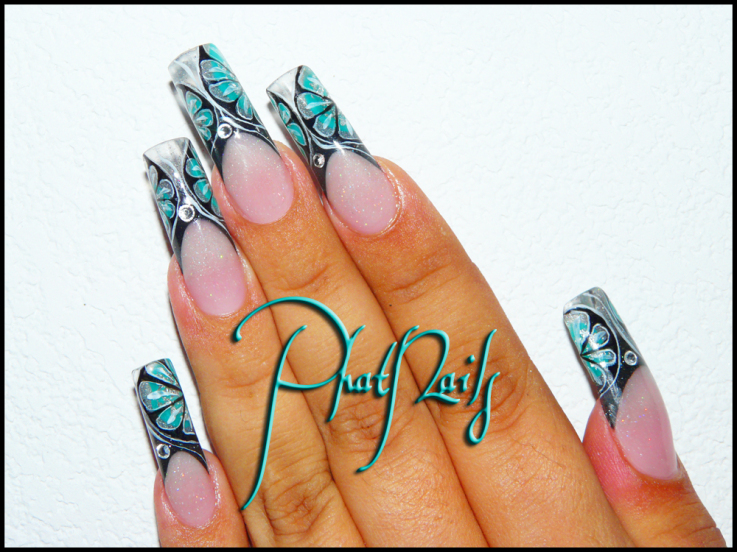 Nail art nail art pictures fake nails fake fingernails cool nail artist from france prinsesfo Images
