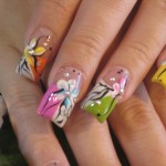 Designs Not Taught in Nail Art School